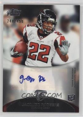2011 Topps Prime Rookie Autographs #29 - Jacquizz Rodgers /450