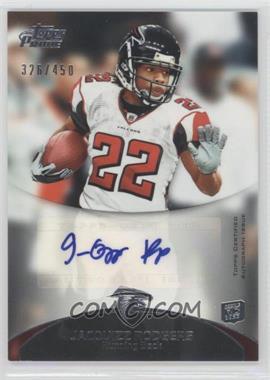 2011 Topps Prime Rookie Autographs #29 - Jacquizz Rodgers