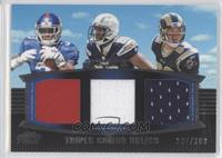Jerrel Jernigan, Vincent Brown, Austin Pettis /388