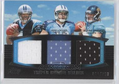2011 Topps Prime Triple Combo Relics #TCR-NLG - [Missing] /388