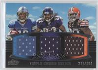 Titus Young, Torrey Smith, Greg Little /388