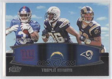 2011 Topps Prime Triple Combo #TC-JBP - [Missing]