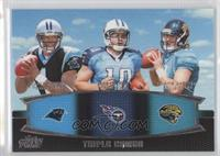 Cam Newton, Jake Locker, Blaine Gabbert