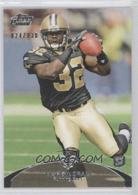 2011 Topps Prime #7 - Mark Ingram /930