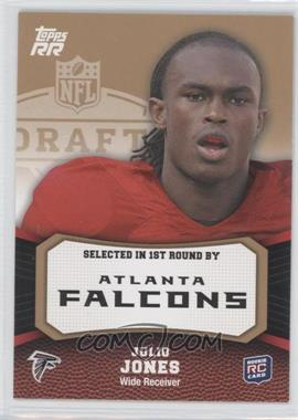 2011 Topps Rising Rookies Gold #109 - Julio Jones