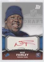 Nick Fairley /15
