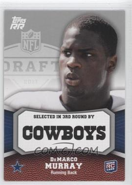 2011 Topps Rising Rookies #132 - DeMarco Murray