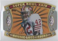 Ronnie Lott /99