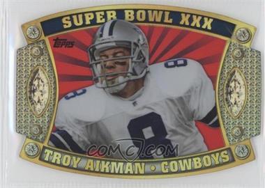 2011 Topps Super Bowl #SB-53 - Troy Aikman