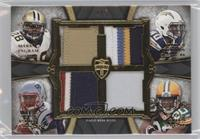 Mark Ingram, Jordan Todman, Stevan Ridley, Alex Green /5