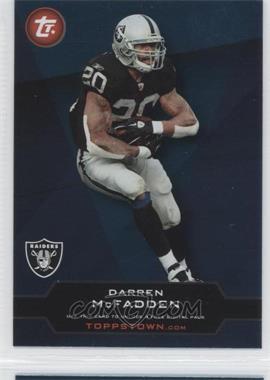 2011 Topps Topps Town Redemption Code Cards #TT-34 - Darren McFadden