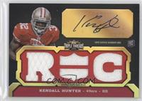 Kendall Hunter (RC) /10