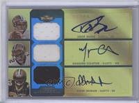 Drew Brees, Marques Colston, Mark Ingram /27