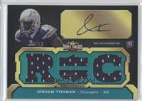 Jordan Todman (RC) /50