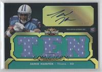 Jamie Harper (City) /50