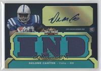 Delone Carter (City) /50