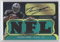 Taiwan Jones (NFL) /50