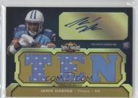 Jamie Harper /25