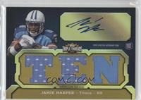 Jamie Harper (City) /25