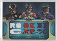 Ben Roethlisberger, Matt Ryan, Joe Flacco /18