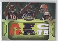 A.J. Green, Torrey Smith, Greg Little /9