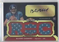 Blaine Gabbert (RC) /10