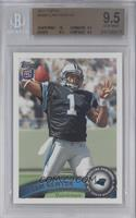 Cam Newton (Making 4 w/ L. Hand) [BGS 9.5]