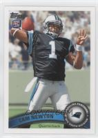 Cam Newton (Making 4 With Left Hand)