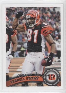2011 Topps #272 - Terrell Owens