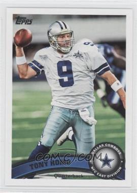 2011 Topps #360 - Tony Romo