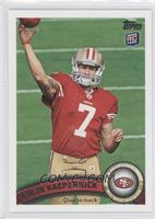 Colin Kaepernick (Throwing)