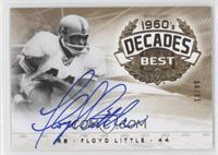 Floyd Little /80