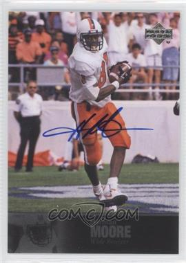 2011 UD College Football Legends Autographs #52 - Herman Moore