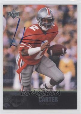 2011 UD College Football Legends Autographs #53 - [Missing]