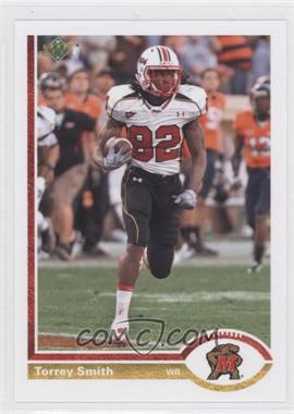 2011 Upper Deck - 1991 UD 20th Anniversary #20A-65 - Torrey Smith