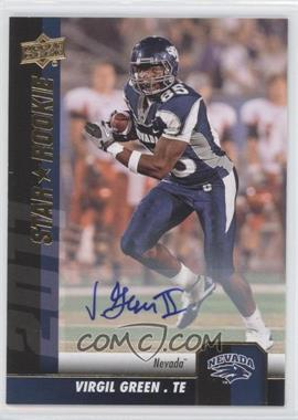 2011 Upper Deck - [Base] - Gold Autographs [Autographed] #169 - Virgil Green