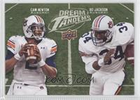Bo Jackson, Cam Newton