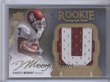 2011 Upper Deck Exquisite Collection - [Base] #129 - DeMarco Murray /135