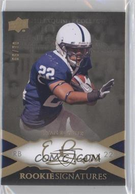 2011 Upper Deck Exquisite Collection - [Base] #81 - Evan Royster
