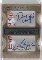 Danny Wuerffel, Andre Ware