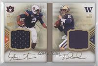 Cam Newton, Jake Locker /40