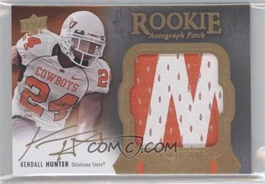 2011 Upper Deck Exquisite Collection #126 - Kendall Hunter /135