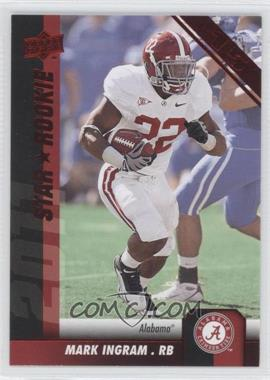 2011 Upper Deck Red 15 #192 - Mark Ingram