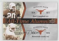 Roy Lewis, Earl Campbell