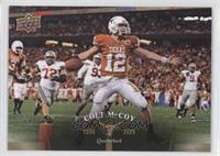 Colt McCoy /210