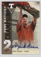 Mack Brown /5