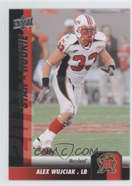 2011 Upper Deck #130 - Alex Wujciak
