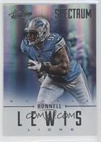 Ronnell Lewis /50