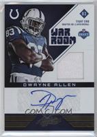 Dwayne Allen /49