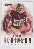 Keenan Robinson /399